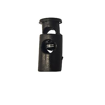 Plastica Cord Lock Spring Loaded Toggle Stopper