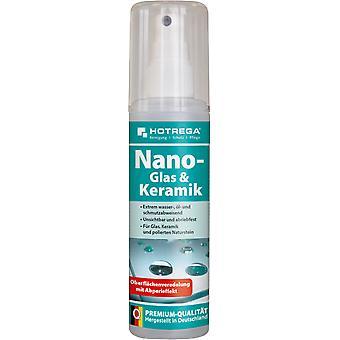 HOTREGA® Nano Glass & Ceramic, 125 ml pump spray bottle