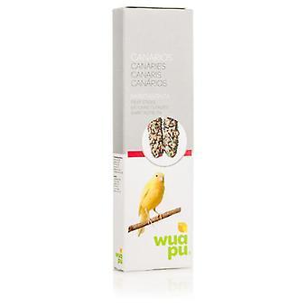 Wuapu Bâtonnets Fruit pour Canaris (Oiseaux , Snacks)