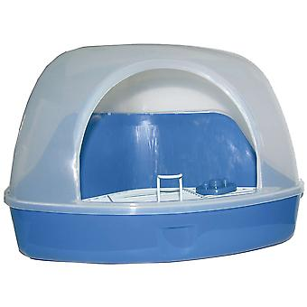 Ica House Toilet Rabbit for Rodents (Small pets , Cages and Parks)