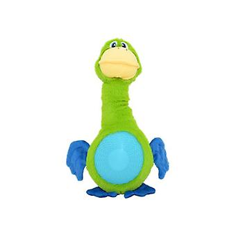 Duvo+ Plush Dog Toy With Sound Duck 27 X 16 Cm (Dogs , Toys & Sport , Stuffed Toys)