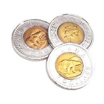 Chocolate Toonies Foiled-( 22lb )