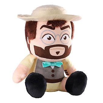 Jumanji Professor Sheldon (Bethany's Avatar) Plush Toy