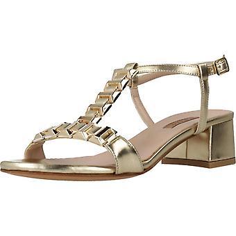Albano Sandals 4023al Kleur Platina
