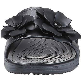 Crocs Women's Sloane Vivid Blooms Slide Sandal