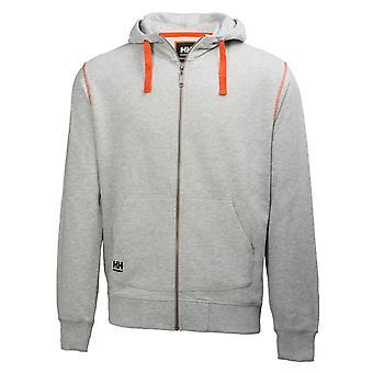 Helly hansen full zipped long sleeve hoodie 79028