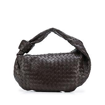 Bottega Veneta 600261vcpp02132 Women's Brown Leather Handbag