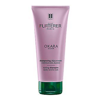 Shampoo neutralizante de cores Okara Mild Silver Ren Furterer (200 ml)