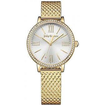 Juicy Couture (no box) Womans Socialite Gold 1901613 Watch