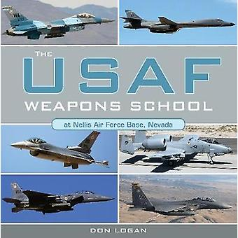 USAF Weapons School at Nellis Air Force Base Nevada by Don Logan - 97