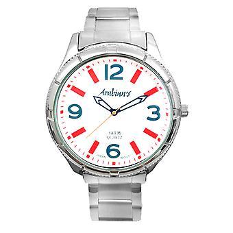 Herren's Uhr Araber HAP2199W (45 mm)