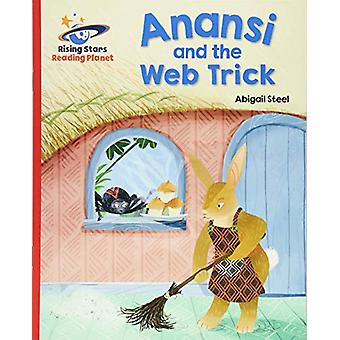 Reading Planet - Anansi and the Web Trick - Red A - Galaxy by Abigail