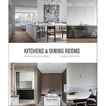 Kitchens & Dining Rooms by Wim Pauwels - 9782875500335 Book