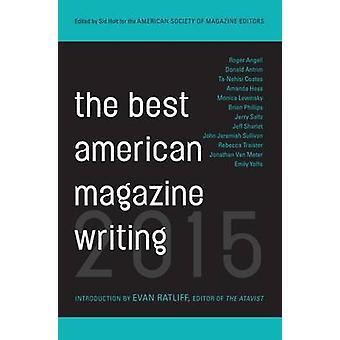 La revista americana mejor escritura - 2015 por Sid Holt - el americano S