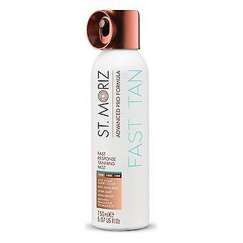 Self-Tanning [Lotion/Spray/Milk] Advanced Pro Formula Fast St. Moriz (150 ml)