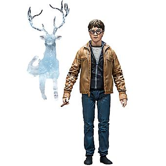 Harry Potter med Patronus Figur
