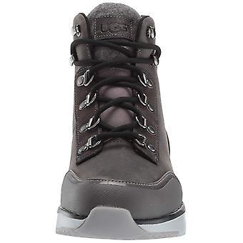 Ugg Australie Hommes Cauls Tissu Amande Toe Ankle Fashion Boots