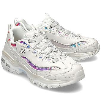 Skechers Dlitesflash Tonic 66666178OFWT universel toute l'année chaussures pour femmes