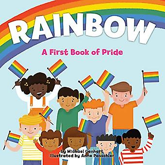 Rainbow - A First Book of Pride by Michael Genhart - 9781433830877 Book