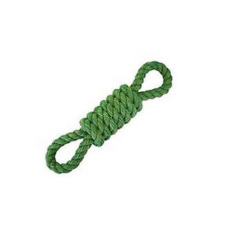 Happy Pet Nuts For Knots Coil Fig 8 Tugger