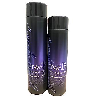 Tigi Catwalk Your Highness Volume  Shampoo 10.1 oz & Conditioner 8.45 oz Set