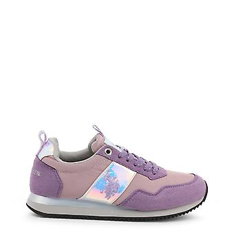 Woman synthetic sneakers shoes ua68951