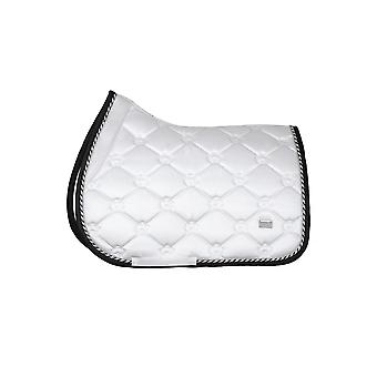 PS of Sweden Ps Of Sweden Monogram Full Size Jump Saddle Pad - Winning Round