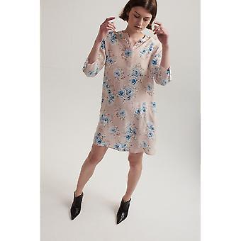 Lindsay Nicholas NY Shirt Jurk in Floral