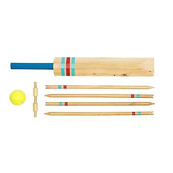 Have spil træ cricket sæt