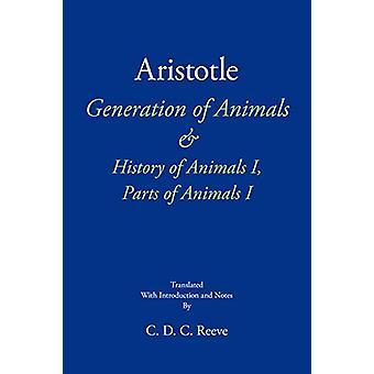 Generation of Animals & History of Animals I - Parts of Animals I