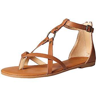 XOXO Women's Fulton Flat Sandal