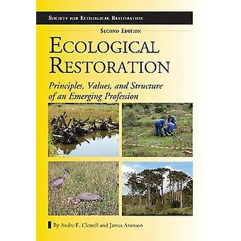 Ecological Restoration - Principles - Values - and Structure of an Eme