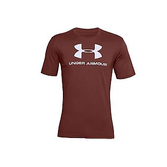 Under Armour Sportstyle Logo Tee 1329590-388 Mens T-shirt