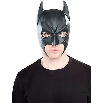 Vinyl 3/4 masker voor Batman kostuum