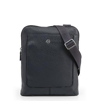 Man leather across-body handbag p59479