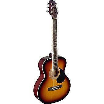 Stagg Auditorium Acoustic Guitar - Sunburst