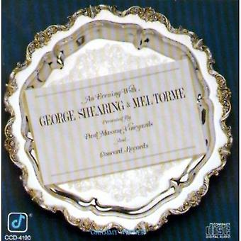 Torme/Shearing - soirée avec importation USA [CD]