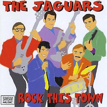 Jaguars - Rock This Town [CD] USA import