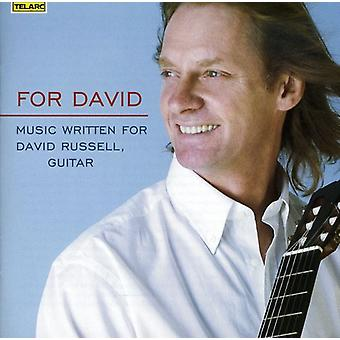 David Russell - For David [CD] USA import
