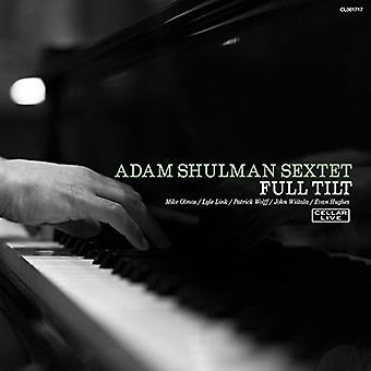 Shulman*Adam - Full Tilt [CD] USA import