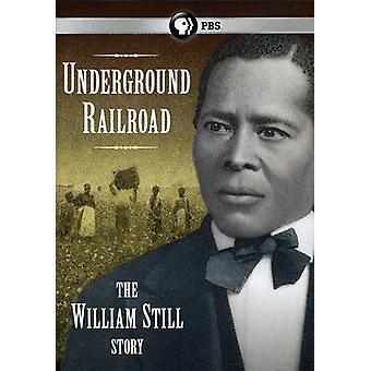 Underground Railroad: The William Still Story [DVD] USA import