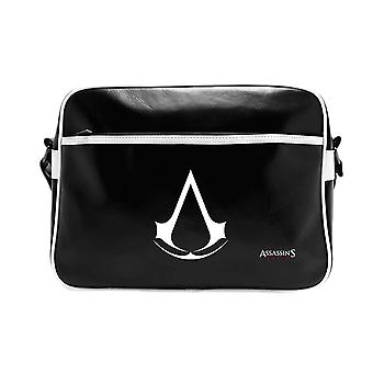 Assassin's Creed Crest Vinyl Messenger Bag