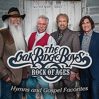Oak Ridge Boys - Rock of Ages: Hymns & Gospel Favorites [CD] USA import