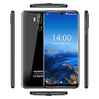 Smartphone OUKITEL K9 musta