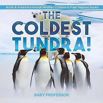 The Coldest Tundra! Arctic & Antarctica Animal Wildlife Children'
