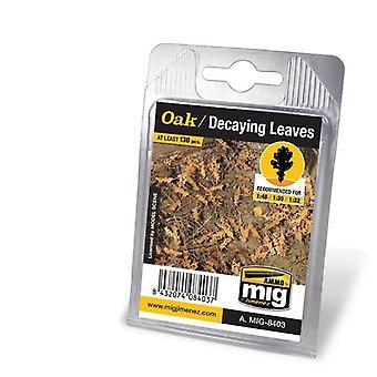 ミグの葉による弾薬 - オーク - 腐敗葉
