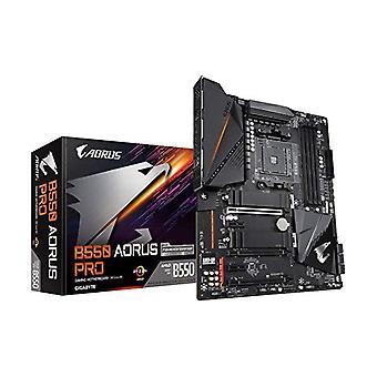 Gaming Motherboard Gigabyte B550 Aorus Pro GAB55APRO-00-G ATX DDR4 AM4