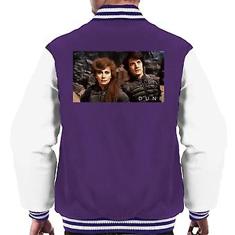 Dune Paul Atreides & Lady Jessica Shot Men's Varsity Jacket