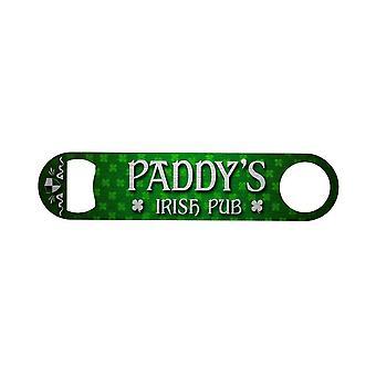 Grindstore Paddys الأيرلندية حانة شريط بليد زجاجة فتاحة