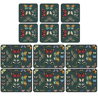 Pimpernel Botanische Tuin Harmony Placemats and Coasters